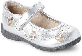 Umi Toddler Girls) Silver Alexa Mary Jane Shoes