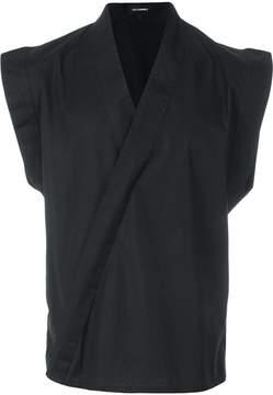 Les Hommes V-neck sleeveless shirt