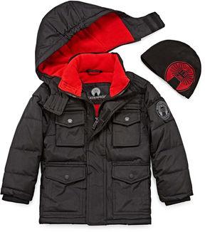 Weatherproof Heavyweight Puffer Jacket - Boys-Preschool