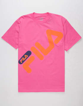 Fila Micah Pink Mens T-Shirt