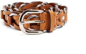 Isabel Marant Links leather belt