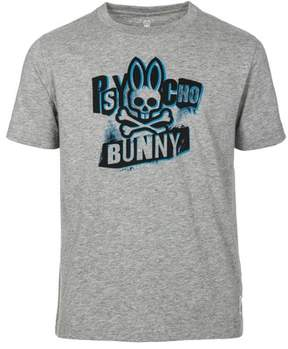 Psycho Bunny Boy's Logo Graphic T-Shirt