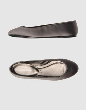 Calvin Klein Collection Ballet flats