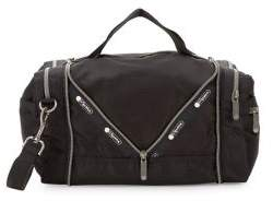 Le Sport Sac Medium Colette Grid Convertible Duffel Bag