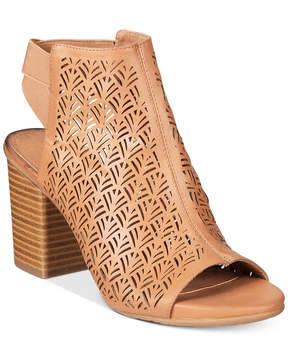 Kenneth Cole Reaction Women's Frida Fly 2 Perforated Sandals Women's Shoes