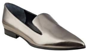 GUESS Women's Loriana Metallic Loafers