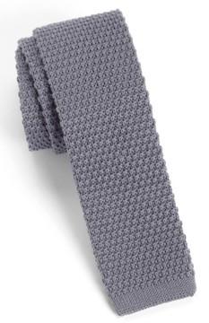 1901 Men's Skinny Knit Tie