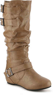 Journee Collection Women's Tiffany Extra Wide Calf Boot