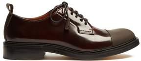 Joseph Leather derby shoes