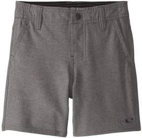 O'Neill Boys' Locked Stripe Hybrid Short (2T7X) - 8166010