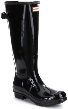 Hunter Women's Adjustable Back Rain Boots