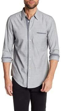 HUGO BOSS Cielo Besom Pocket Regular Fit Shirt