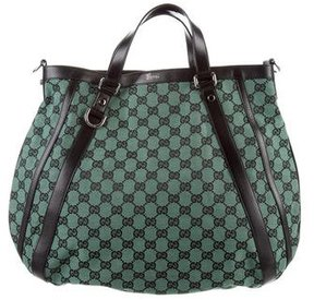 Gucci Abbey Convertible Hobo - BROWN - STYLE