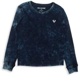 True Religion Toddler's, Little Boy's & Boy's Washed Comfy Sweatshirt