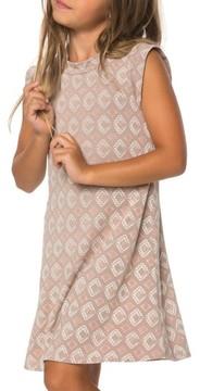 O'Neill Toddler Girl's Rosa Print Dress