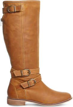 Office Kara leather knee-high boots