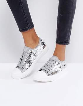 Park Lane Sequin Sneaker