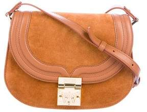 MCM Small Trisha Crossbody Bag