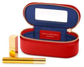 Aspinal of London Handbag Tidy All In Scarlet Saffiano
