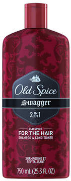 Old Spice Swagger 2in1 Shampoo and Conditioner