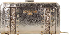 Nicole Lee Adair Dual Rhinestone Glitter Wallet (Women's)