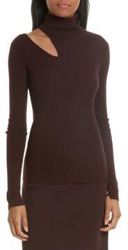A.L.C. Women's Kara Merino Wool Blend Cutout Sweater