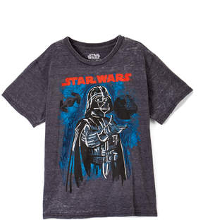 Star Wars Heather Charcoal Darth Vader Tee - Boys