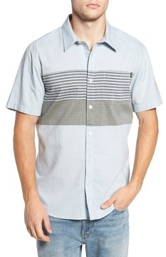 O'Neill Men's Altair Stripe Sport Shirt