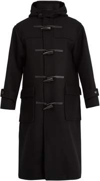 MACKINTOSH Hooded wool coat