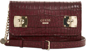 GUESS Frankee Small Crossbody Clutch