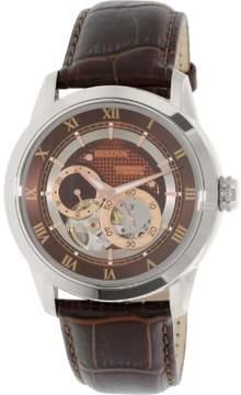 Bulova Men's 96A120 Leather Watch, 42mm