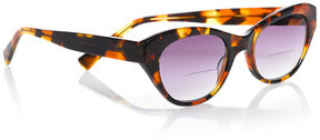 Eyebobs B'Witched Cat-Eye Sun Readers, Tortoise