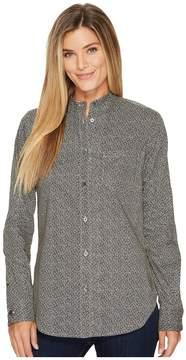 Filson Shelton Banded Collar Shirt Women's Clothing