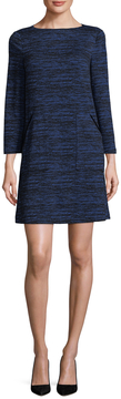 Donna Morgan Women's Solid Shift Dress