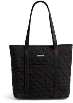 Vera Bradley Vera Quilted Tote - CLASSIC BLACK - STYLE