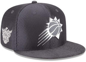 New Era Phoenix Suns On-Court Graphite Collection 9FIFTY Snapback Cap