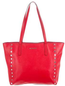 MICHAEL Michael Kors Rivington Large Leather Tote