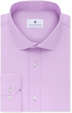 Ryan Seacrest Distinction Men's Slim-Fit Ultimate Stretch Non-Iron Dress Shirt, Created for Macy's