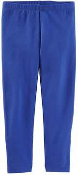 Osh Kosh Oshkosh Bgosh Toddler Girl Bright Blue Leggings