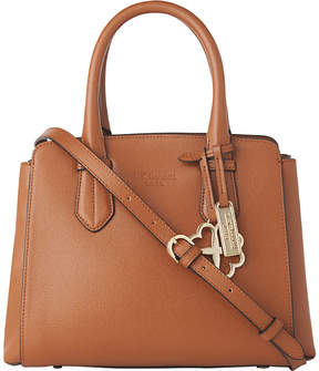 Lk Bennett Cassandra small leather tote bag