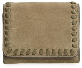 Rebecca Minkoff Women's Mini Vanity Leather Wallet - Green - GREEN - STYLE