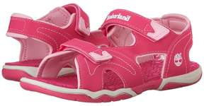 Timberland Kids Adventure Seeker 2-Strap Sandal Girls Shoes