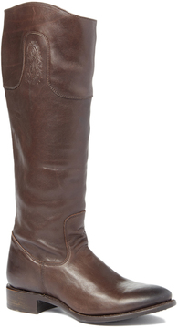 Sonora Dark Brown Sophie Leather Cowboy Boot