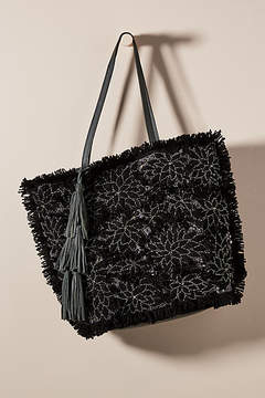 Anthropologie Hailey Tote Bag