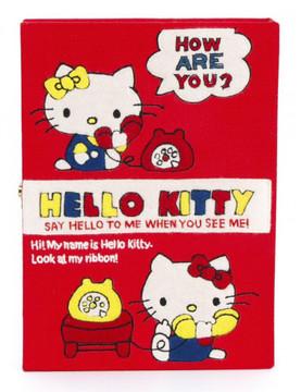 Olympia Le-Tan Hello Kitty Book Clutch Bag