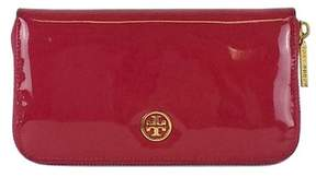 Tory Burch Hot Pink Patent Leather Wallet - PINK - STYLE