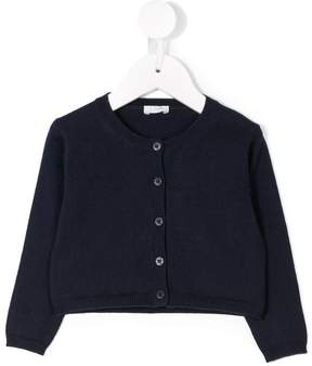 Il Gufo long-sleeve buttoned cardigan