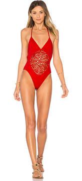 Frankie's Bikinis Frankies Bikinis Poppy One Piece