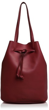Steven Alan Dylan Drawstring Leather Tote