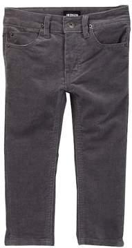 Hudson Slim Straight Corduroy Pants (Toddler Boys)